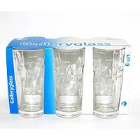 Набор стаканов Лабиринт 05с1223 200мл 6 шт.