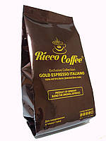 Кофе молотый Ricco Coffee Gold Espresso Italiano 75 гр