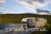 Грузовые перевозки Украина-Франция