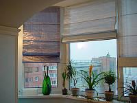 Римские шторы на окна в Киеве, Вишневом, Вышгород