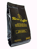 Кофе молотый Ricco Coffee Super Aroma Black 75 гр