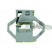 Ремкомплект склопідйомник Skoda Octavia mk1 для передньої лівої двері (Шкода Октавія 1), фото 3