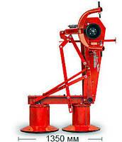 Косилка роторная Wirax Z-169 (ширина захвата 1,35м, Польша, без кардана)