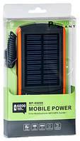 Универсальная cолнечная мобильная батарея PowerPlant MP-S6000/6000 mAh/