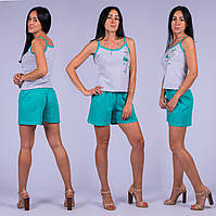 Женская пижама Турция. MORAL 01-55 L-R. Размер 46-48.