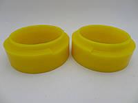 Задние полиуретановые проставки под пружины для Hyundai Galloper (50мм)