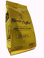 Кофе молотый Ricco Coffee Crema Aroma Italiano 75 гр