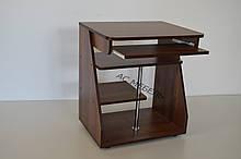 Стол для ноутбука Престиж орех темный