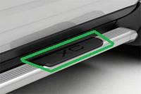Комплект запасных резиновых накладок Volvo XC90 Новый Оригинальный
