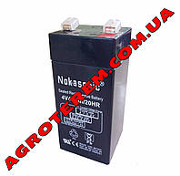 Аккумулятор для весов Nokasonic 4V
