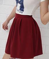 Женская юбка  для школы, офиса.