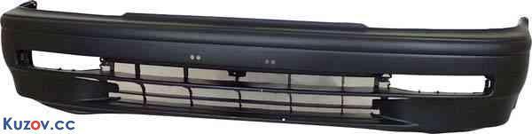 Передний бампер Honda Accord 4 92-93 (CB3/CB7) (без отв. омывателя) (F