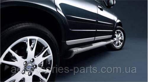 Подножки боковые для Volvo XC90 03-2014 Новые Оригинальные