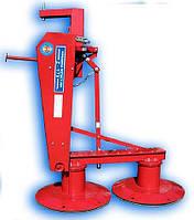 Косилка роторная Banrol (ширина захвата 1,65м, Польша, без кардана)