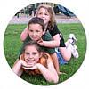 Коврик для мыши с вашим изображениями (круг 200х5 мм.)