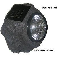"Cветильник на солнечных батареях ""Stone Spot"""