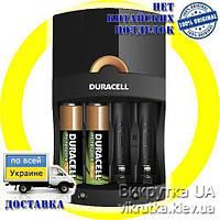 Duracell CEF-14 + 2AA 1300mAh - зарядное для АА, ААА аккумуляторов [spyk]