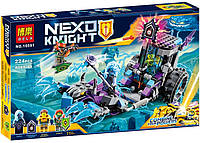 Конструктор Nexo Knights Мобильная тюрьма Руины 10591