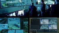 Установка видеонаблюдения в бизнес центрах