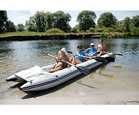 Лодка Катамаран Boathouse sport-560, фото 1