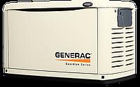 """Generac 6269 (5914) kW8 - газовый однофазный генератор на 8 кВт. Монтаж """"под ключ""""."""