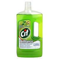 Универсальное средство для мытья покрытий з плитки Лайм и инжыр Cif Green Lemon & Ginger 1000 мл