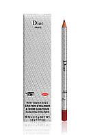 Карандаши для глаз и губ Dior, 12шт