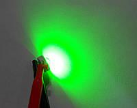 1Вт светодиод 70-80 лм зеленый 525нм