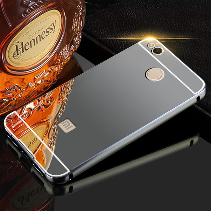 Алюминиевый чехол для Xiaomi Redmi 4x