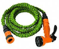 Шланг поливочный удлиняющийся  (X-hose) 10- 30 м