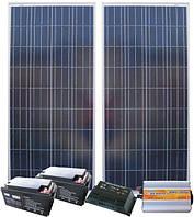 Автономна Сонячна електростанція - Дача 48/14кВт*год в міс.