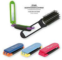 Массажная расчёска раскладная для волос, Top Choice 2168