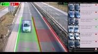 Видеонаблюдение, контроль автонамеров