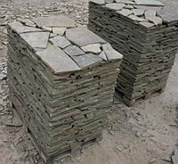 Песчаник серый  H-10 мм