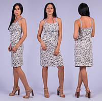 Женская ночная сорочка Турция. MORAL 342-4 M-R. Размер 44-46.