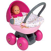 Коляска для кукол Landau Calin Baby Nurse Smoby (220312)***
