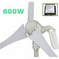 Вітрогенератор 600 Вт, фото 1