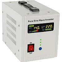 Гібридний ДБЖ+стабілізатор 800ВА (500Вт), 12В AXEN. IA-800, AXIOMA energy