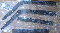 Ветровики ВАЗ-2101-06 вставные 4D (кт 4шт)