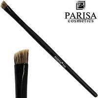 Parisa Кисть для макияжа № P36 (для глаз, теней, малая скошенная)