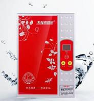 Домашний электрический водонагреватель с мгновенным нагревом (технология индукционного нагрева)