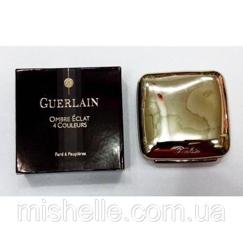 Тени Guerlain Ombre Eclat 4 Couleurs (gold) (Герлен амбре эклат 4 колор)