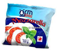 Сыр Моцарелла Mozzarella v zalevie 125 g.