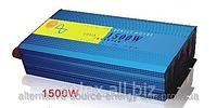 Инвертор (преобразователь напряжения) 1500 Вт чистая синусоида