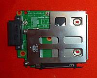 Плата PCMCIA HP Pavilion dv6000 dv6700 / DAAT6ATH8A1 REV: A