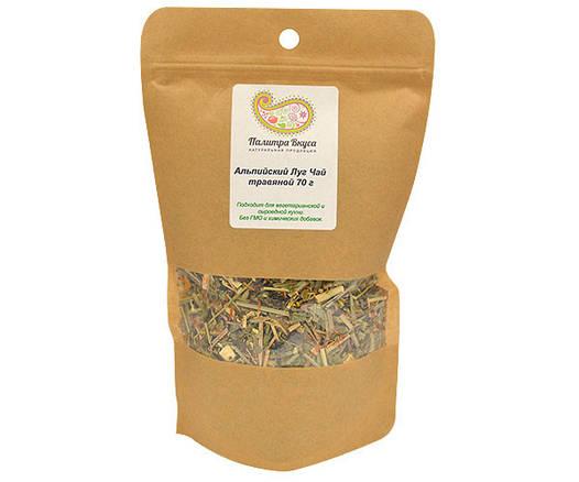 Травяной чай Альпийский луг 70 г