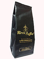 Кофе молотый Ricco Coffee Super Aroma Black 250 гр