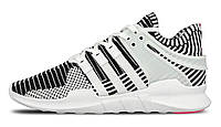 Мужские кроссовки Adidas Equipment Support ADV Primeknit Zebra