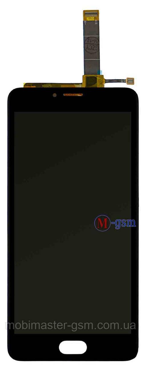LCD модуль Meizu U20 черный