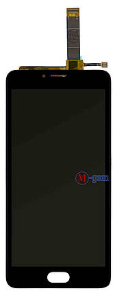LCD модуль Meizu U20 черный, фото 2